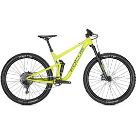 FOCUS Jam 6.8 Nine Full suspension mountainbike groen
